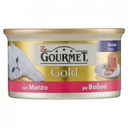 GOURMET GOLD MANZO MOUSSE