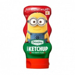 DEVELEY SQUEEZE KETCHUP 100%