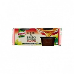KNORR CUORE BRODO CARNE X4