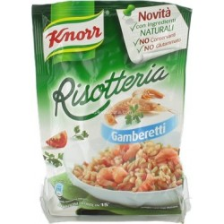 KNORR RISOTTO GAMBERI